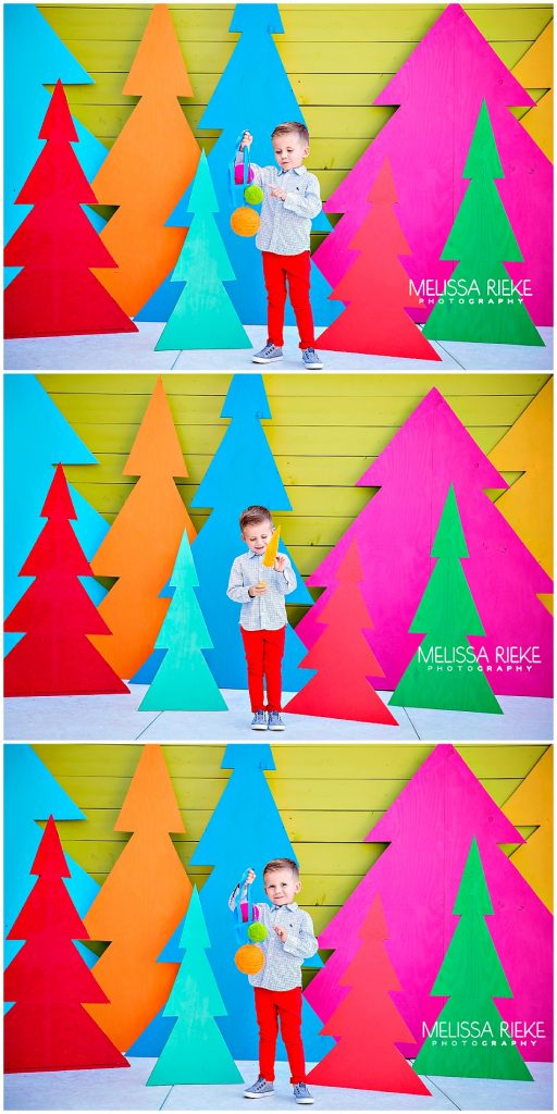 Kansas City Christmas Pictures 2019 Holiday Hoopla Family Photographer