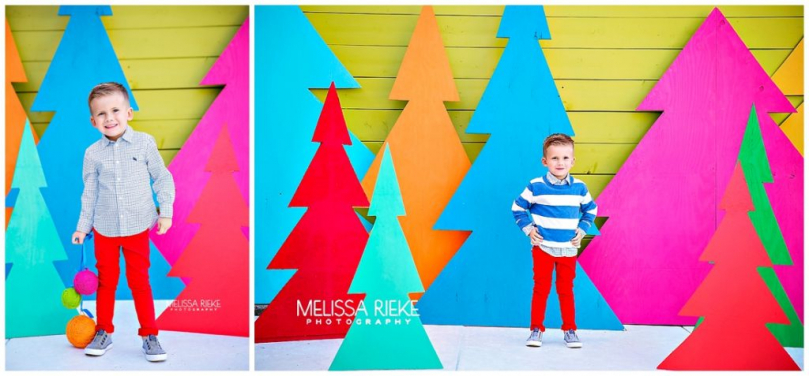 Kansas City Christmas Pictures 2019 Holiday Hoopla Family Baby Photographer