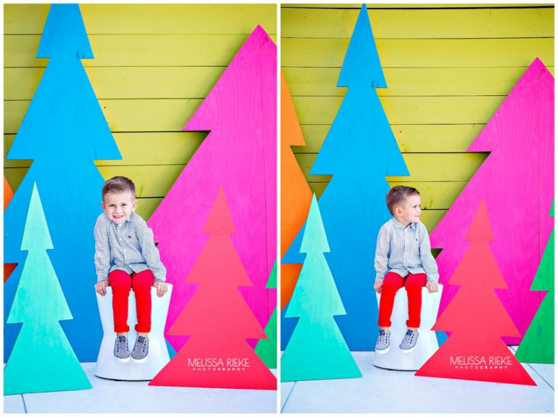 Christmas Pictures 2019 Holiday Hoopla Kansas City Photographer  Childrens Photos