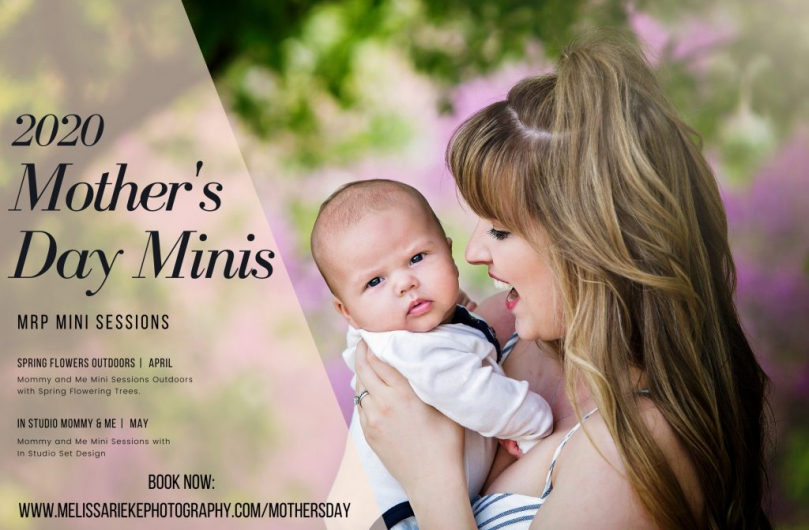 Mothers Day Mini Sessions Kansas City Mommy and Me Pictures Family Photographer