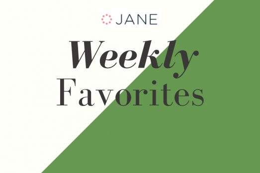 Jane weekly Favorites