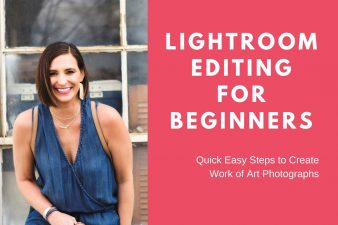 Lightroom Editing For Beginners Quick and Easy Editing Tutorial