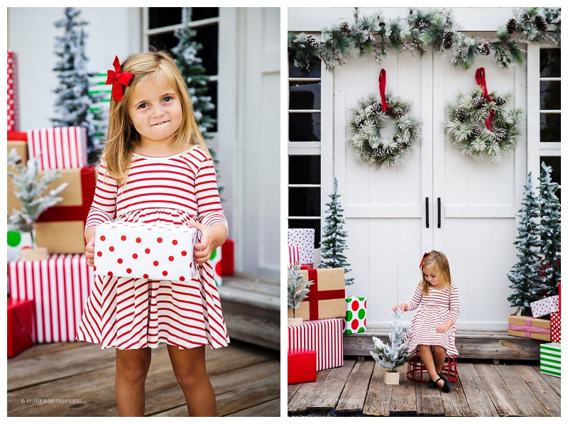 Mini Christmas Sessions Kansas City Gifts Photos Portraits Card Pictures