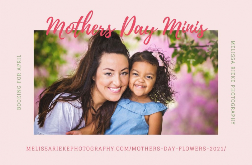 Mothers Day Floral Minis 2021 Mommy and Me Kansas City