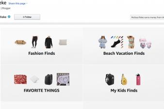 Shop My Amazon Favorites